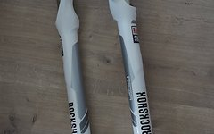 Rock Shox REBA 27,5 650b Solo Air RL 120mm weiß Tapered
