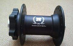 Novatec 20mm / Schnellspanner Vr Novatec Nabe