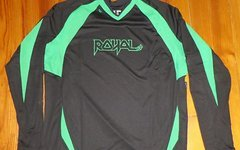 Royal Racing Trikot Langarm Turbulance Jersey L