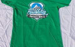 Flow Valley Style T-Shirt Fow Valley, Damen Grösse L
