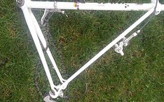 Scapin Rennrad Rahmen 56cm Eroica Vintage Retro