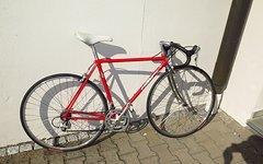 KTM Retro Rennrad, Stahlrahmen, Rahmenhöhe 52