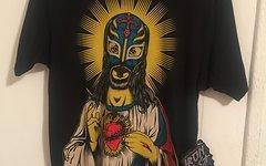 Iron Fist T-Shirt Jesus Tee Gr. L