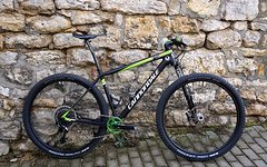 Cannondale F-Si Carbon 1 Hi-Mod Lefty Carbon 2.0 Tune Ryde Sram Eagle