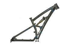 Transition Bikes Covert 29, Rahmen, Schwarz, S, mit Fox Float CTD BV Kashima