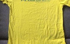 Platzangst T-Shirt Gr. L, gelb