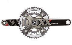 SRAM XX 10-fach Carbon GXP Kurbel 28/42 Zähne