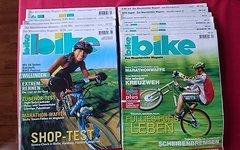 Delius Klasing Verlag Bike-Magazin 1-12 1999