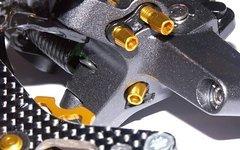 Tuning Pedals 9 / 10fach - Schaltwerk Tuning Kit, Schrauben, Bolzen, Röllchen