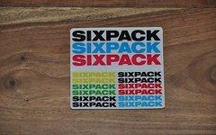 Sixpack Aufkleber
