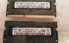 Samsung RAM für iMac 2x 2GB