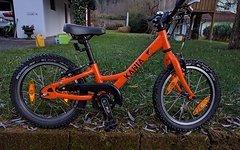Kania Sixteen (orange, sehr guter Zustand)