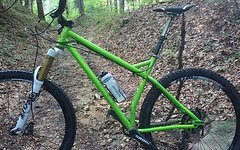 2Soulcycles SlimJim - 29er AllMountain Hardtail - L/XL