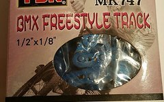 Yaban Singlespeed Kette MK747 1/2*1/8 Blau 102L
