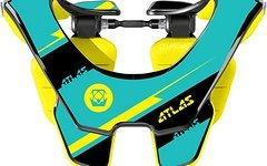 Atlas Prodigy Neck Brace Bolt 2017 *NEU*