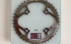 Truvativ MTB Kettenblatt, Mountainbike, silber 9-fach, 44-V4-2000