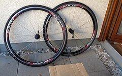 Easton Vista SL Rennrad Laufradsatz mit Reifen