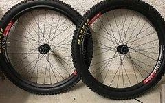 DT Swiss Laufradsatz FR570 27,5 650B 150x12 110x20