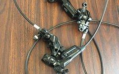 SRAM Guide RS VR+HR, incl. Scheiben, Adapter NEU