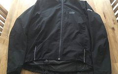 Gore Bike Wear Windstopper Jacke schwarz Gr. L