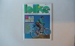 Bike Magazin Magazin Heft 1/89