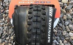 "Maxxis Minion DHR II 3C MaxxTerra Tubeless Ready 27,5"" Faltreifen (inkl. Versand)"