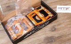 Azonic AMX Pedals Orange *NEU*