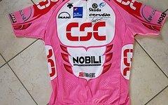 Descente Giro d´Italia Trikot! 2006! Cervelo! Ivan Basso!NEU