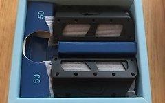 Crank Brothers 5050 Austauschplatten Kit schwarz