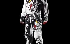 Troy Lee Designs GP PREDATOR SET WHITE/BLACK
