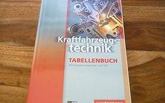 Westermann Lehrbuch Kraftfahrzeugtechnik Tabellenbuch + CD Deutsch/Englisch