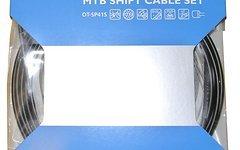 Shimano MTB Schaltzug Set OT-SP41S, Züge + Hüllen + Zubehör, PTFE beschichtet