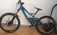 Specialized Demo 8 I Carbon 2014 Custom Gr. M