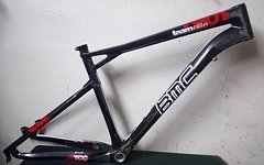 BMC Team Elite 01 Carbon defekt