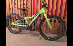 Cannondale Trail 20 Custom Hope BMX