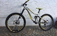 Haibike 7.10 27.5R Freeride Mountain Bike 2016
