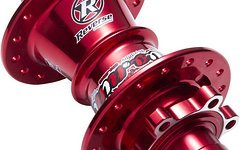 Reverse Components EVO-9 Disc VR 20mm 32H Red Front Hub 185g