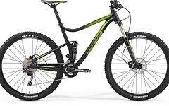 "Merida ONE-TWENTY 9.500 29"" MTB Fully Mountainbike"