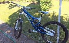 Rocky Mountain Flatline Pro 2011 Gr. M
