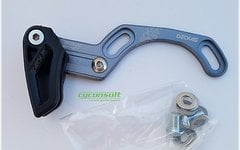 Enduro Kettenführung ISCG05, 1fach, leicht *titanum grey*