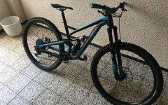 YT Industries Jeffsy 29 Gr. M custom