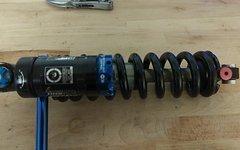 Fox DHX RC4 241mm