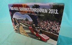 Red Bull Original Red Bull Seifenkistenrennen Bewerbungsbox inkl. Red Bull Editions