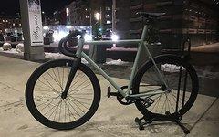 Brick Lane Bikes VIPER Fixie / Singlespeed Komplettbike - Custom Aufbau 2017