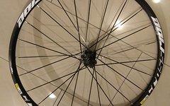 "Mavic Crossride Vorderrad 26"", Schnellspanner"