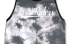 Loose Riders Tiedye Tank Top M
