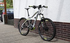 Haibike xDuro AMT RX, 27,5, Bosch Pedelec