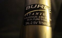 Burls Edler Titanium Rahmen Low Pro Time Trail