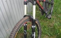 Nicolai Helius AFR 2011, Größe L, 180mm Freeride / Enduro
