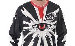 Troly Lee Designs GP Jersey- Cyclops-schwarz Motocross Enduro BMX Downhill GR:XL
